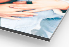 Dibond 4mm, glänzend